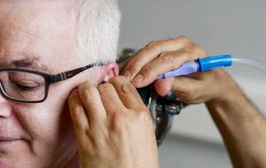 Ear wax removal in Warrington